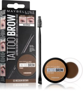 Maybelline Brow tattoo pomada en gel para cejas