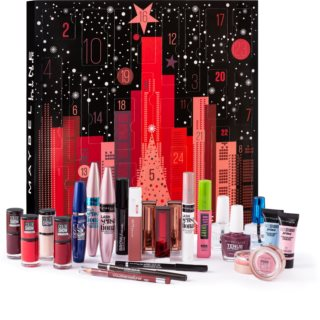 Maybelline Christmas calendario de adviento