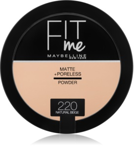 Maybelline Fit Me! Matte+Poreless