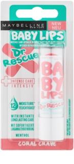Maybelline Baby Lips Dr Rescue vlažilni balzam za ustnice s hladilnim učinkom