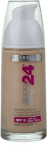 Maybelline SuperStay 24 Color Liquid Foundation