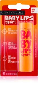 Maybelline Baby Lips Sport хидратиращ балсам за устни SPF 20