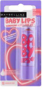 Maybelline Baby Lips Valentine Kiss тониращ балсам за устни с хидратиращ ефект
