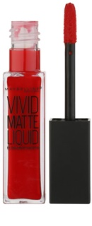 Maybelline Color Sensational Vivid Matte Liquid Liquid Lipstick with Matte Effect