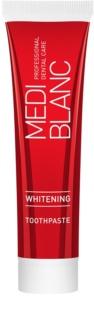 MEDIBLANC Whitening zubná pasta s bieliacim účinkom