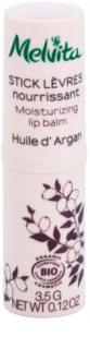 Melvita Argan Oil baume à lèvres nutrition et hydratation