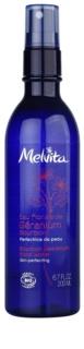 Melvita Eaux Florales Géranium Bourbon woda odświeżająca w sprayu  dla doskonałej skóry