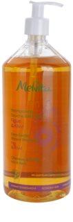 Melvita Hair Extra Zachte Douche Shampoo  voor Haar en Lichaam