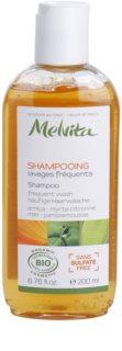 Melvita Hair Shampoo  voor Dagenlijks gebruik