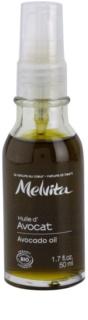 Melvita Huiles de Beauté Avocat Gladmakende Olie voor Gezicht en Oogcontouren