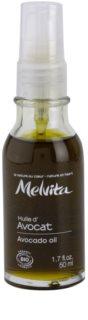 Melvita Huiles de Beauté Avocat gladilno olje za obraz in predel okoli oči