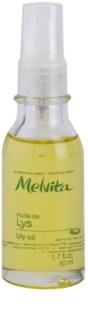 Melvita Huiles de Beauté Lys posvetlitveno zaščitno olje za obraz in roke