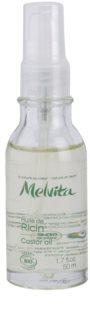 Melvita Huiles de Beauté Ricin huile fortifiante ongles et cils