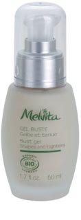 Melvita Les Essentiels kremasti gel za učvrstitev kože za dekolte in prsi
