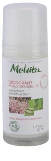 Melvita Les Essentiels dezodorant roll-on brez vsebnosti aluminija za občutljivo kožo