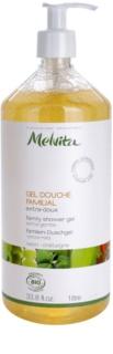 Melvita Les Essentiels gel douche extra-doux format familial