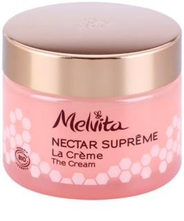 Melvita Nectar Supreme роз'яснюючий крем зі зволожуючим ефектом
