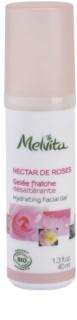 Melvita Nectar de Roses Gezichtsgel  met Hydraterende Werking