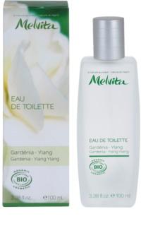 Melvita Organic Eau De Toilette toaletní voda pro ženy 100 ml  Gardenia - Ylang Ylang