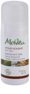 Melvita Pour Homme Roll-On Deo Aluminiumvrij