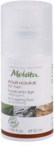 Melvita Pour Homme loción antienvejecimiento para pieles cansadas