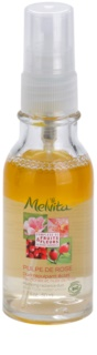 Melvita Pulpe de Rose Twee Componenten Serum  voor Stralende en Gladde Huid