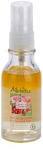 Melvita Pulpe de Rose dvokomponentni serum za posvetlitev in zgladitev kože