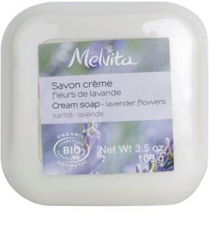 Melvita Savon krémové mýdlo s bambuckým máslem