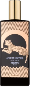 Memo African Leather Eau de Parfum unissexo 75 ml