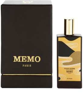 Memo Italian Leather Eau de Parfum unissexo 75 ml