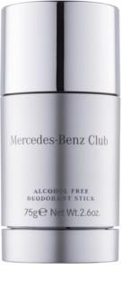 Mercedes-Benz Club dezodorant w sztyfcie dla mężczyzn 75 g (bez alkoholu)    bez alkoholu
