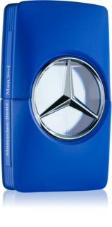 Mercedes-Benz Man Blue Eau de Toilette for Men 50 ml