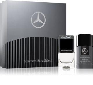 Mercedes-Benz Select coffret II. para homens