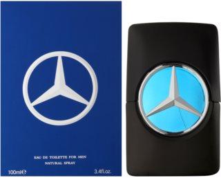 Mercedes-Benz Man Eau de Toilette voor Mannen 100 ml