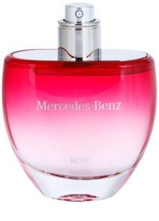 Mercedes-Benz Mercedes Benz Rose eau de toilette teszter nőknek 60 ml