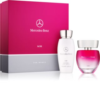 Mercedes-Benz Mercedes Benz Rose Gift Set  I.
