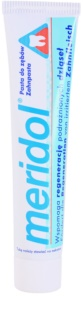 Meridol Dental Care паста за зъби подпомага възстановяването на раздразнени венци