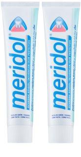 Meridol Dental Care zobna pasta ki podpira regeneracijo razdraženih dlesni