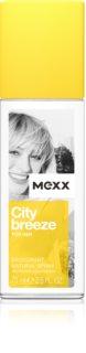 Mexx City Breeze dezodorans u spreju za žene 75 ml