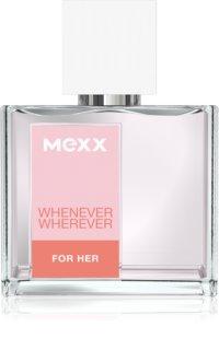 Mexx Whenever Wherever toaletní voda pro ženy 30 ml