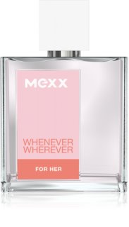 Mexx Whenever Wherever eau de toillete για γυναίκες