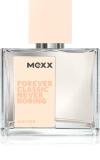 Mexx Forever Classic Never Boring for Her Eau de Toilette für Damen