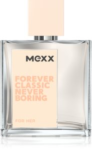 Mexx Forever Classic Never Boring for Her toaletní voda pro ženy 50 ml