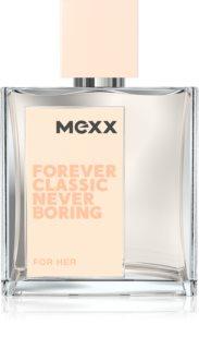 Mexx Forever Classic Never Boring for Her toaletna voda za žene 50 ml
