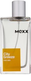 Mexx City Breeze Eau de Toilette pentru femei 50 ml