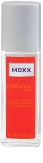Mexx Energizing Man deodorant s rozprašovačem pro muže 75 ml