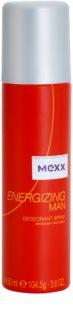 Mexx Energizing Man Deo-Spray für Herren 150 ml