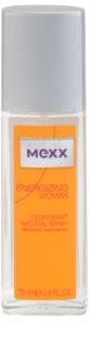 Mexx Energizing Woman Deo mit Zerstäuber für Damen 75 ml