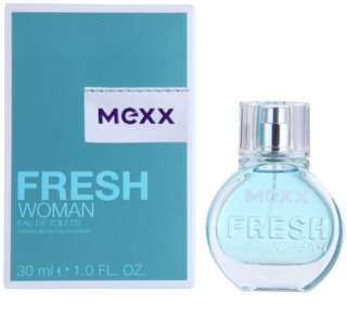 Mexx Fresh Woman New Look Eau de Toilette für Damen 30 ml