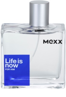 Mexx Life is Now  for Him  Eau de Toilette for Men 75 ml